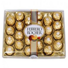 CHOCOLATES FERRERO ROCHER (24)